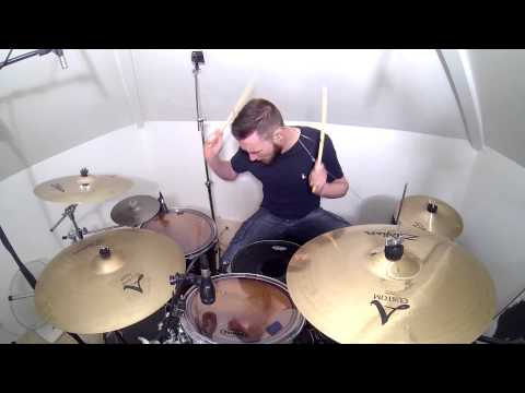 The Smashing Pumpkins - Cherub Rock (Drum Cover)