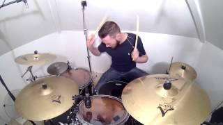 The Smashing Pumpkins - Cherub Rock (Drum Cover)