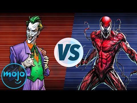 Joker VS Carnage
