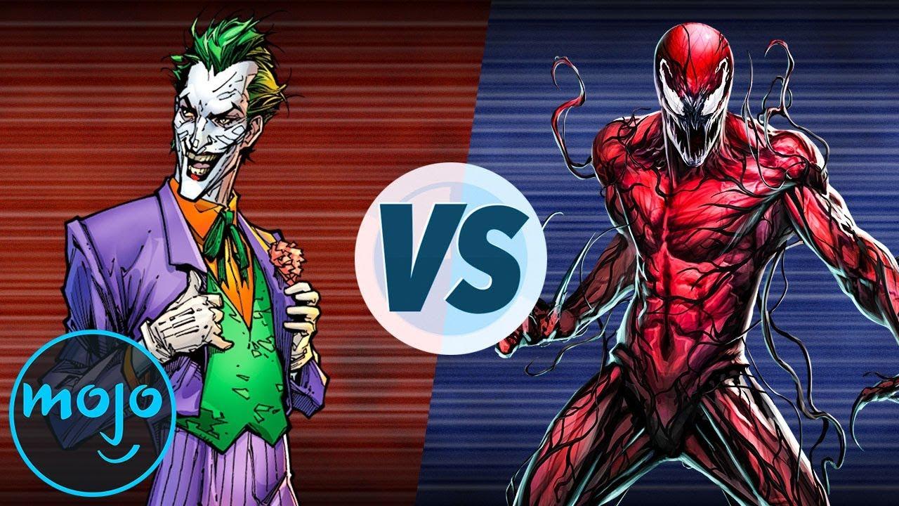 Joker vs. Carnage