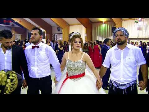 Koma Xesan # Sami & Rehan - Saleh & Nadia# Kurdische Hochzeit # part 3 # Evin video ®