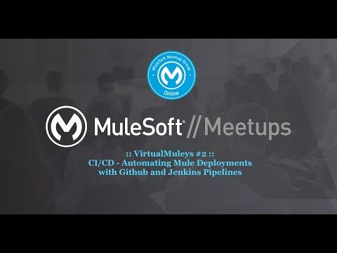 Download Cicd Cloudhub Deployment Mule Esb MP3, MKV, MP4 - Youtube