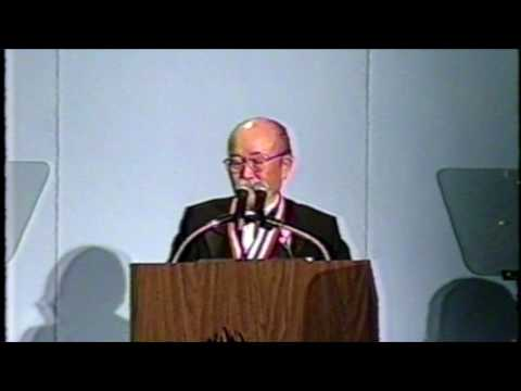 Soichiro Honda - Automotive Hall of Fame Induction Speech