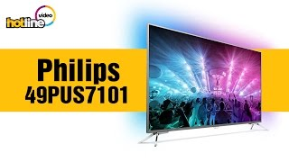 Philips 49PUS7101/12 – обзор у…