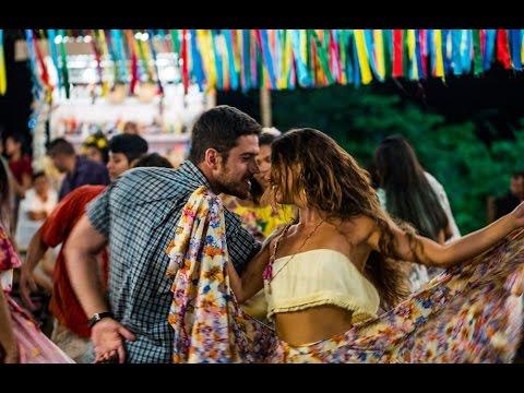 Ritinha e Zeca dançando Curió do Bico Doce Gonzaga Blantez