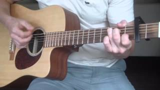 Zach Sobiech Clouds Guitar Lesson (Chords, Strumming Pattern)