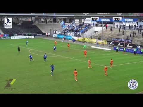 Regionalliga Südwest, 23. Spieltag: FSV Frankfurt vs. FC Astoria Walldorf