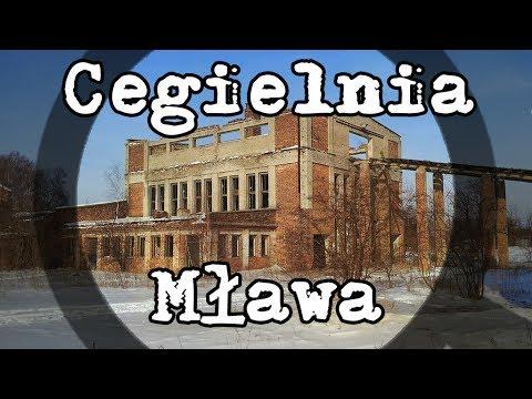 Urbex Mlawa Cegielnia Urban Exploration Youtube
