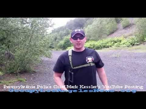 "Gilberton Pennsylvania Police Chief Mark Kessler Goes On Shooting Rant Calling People ""LIBTARDS"""