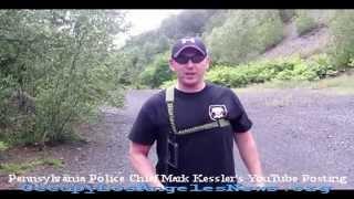 "Gilberton Pennsylvania Police Chief Mark Kessler Goes On Shooting Rant Calling People ""LIBTARDS"""