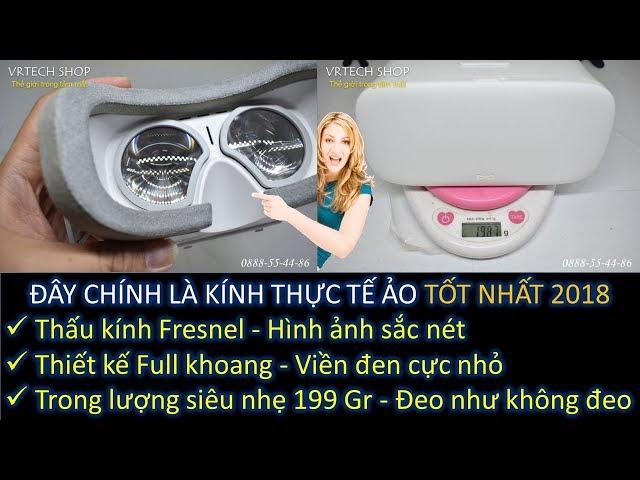 Mở hộp Mojing S1 Lite 2019 - Siêu nhẹ chỉ 199 Gr - Tin nổi không ?