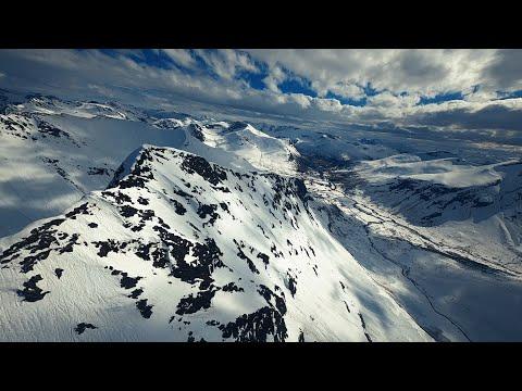 Фото Dyrdalstinden - Stordal - Norway ( DJI FPV long rang 7inch )