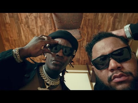 "Young Thug & Carnage: Young Martha ""Homie"" ft Meek Mill [Official Music Video]"