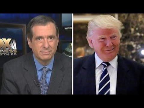 Kurtz: Hyperbole over federal unit becoming 'Trump TV'