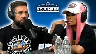 Blac Chyna Walks Out Of Awkward No Jumper Interview
