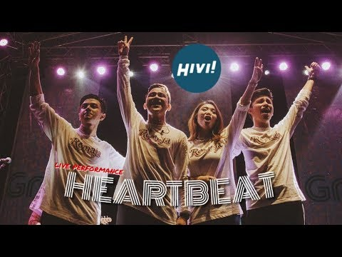 HiVi! - Heartbeat (Live at Graha Cakrawala - Malang)