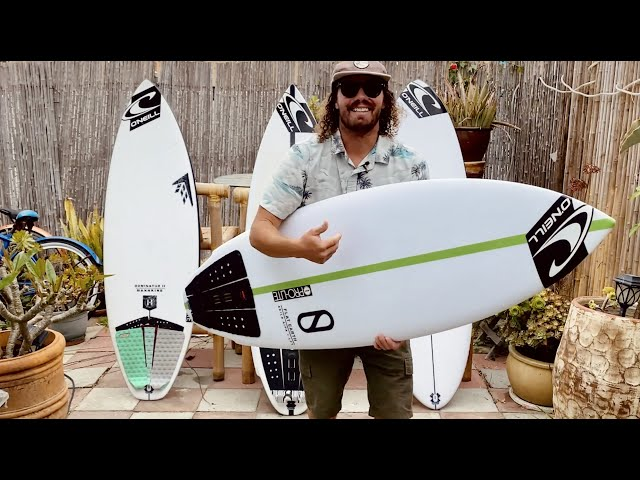 The Flat Earth in Mexico (and at home): Timmy Reyes reviews the 5'5 and 5'6 from Slater Designs