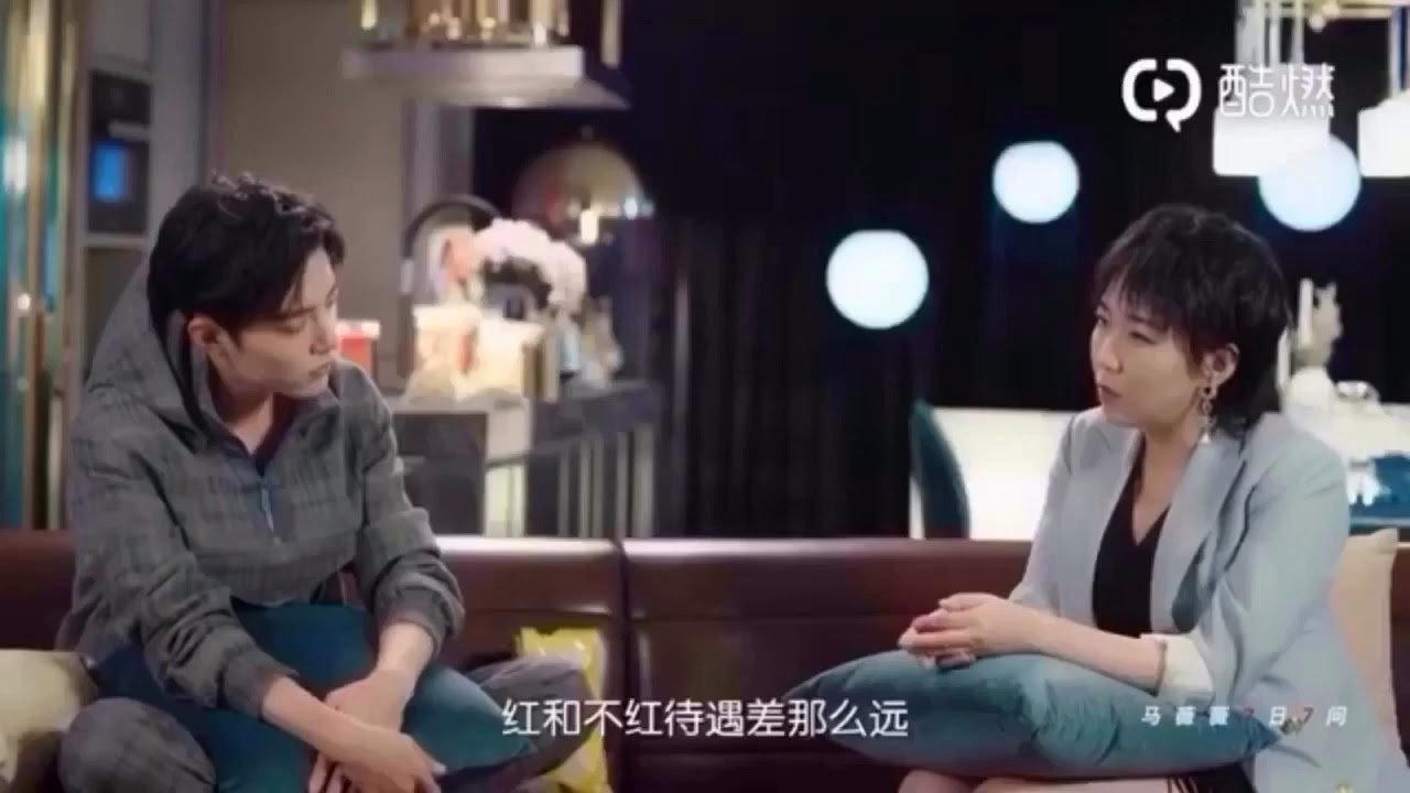 [Eng Sub] Xiao Shan's interview in Ai Si Bu Si Part 2