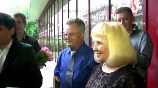 Розовая свадьба в Антре Холле