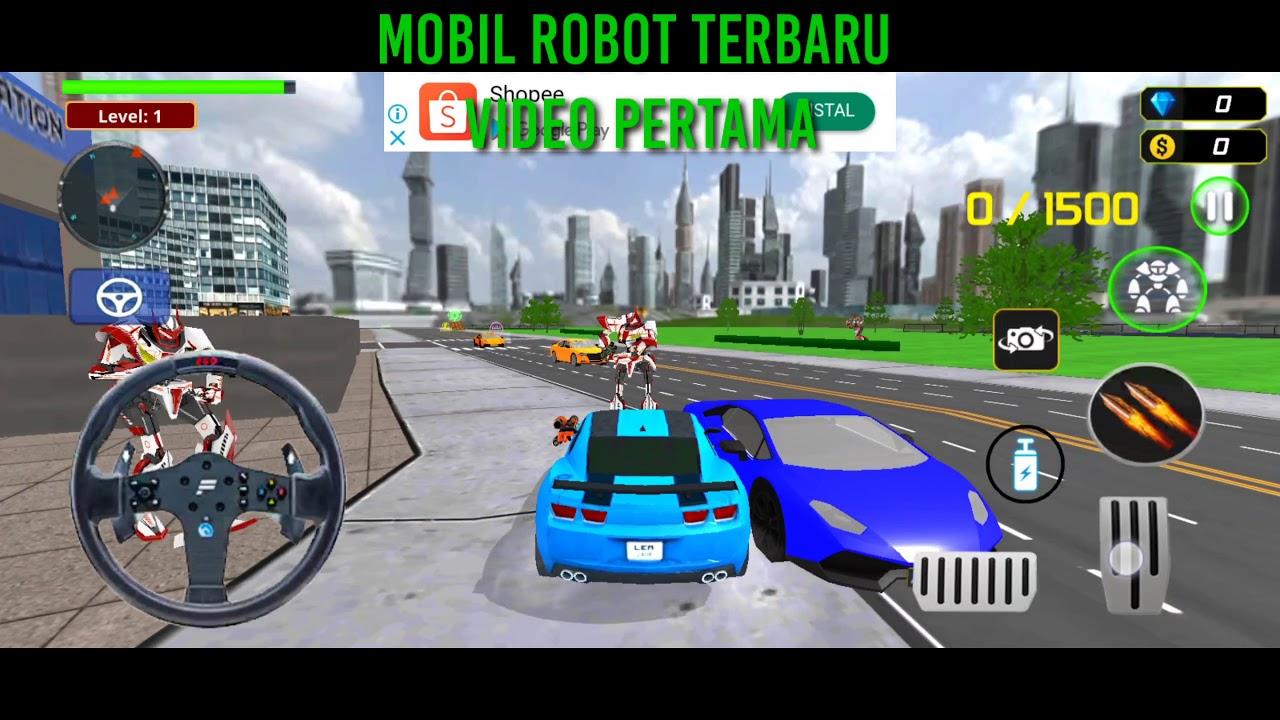 Transformasi Robot Mobil 19: Kuda Robot Permainan