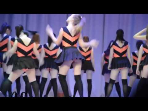 Правильные Пчёлки и Винни пух  Оренбург  Школьный детский театр  Девушки танцуют TWERK