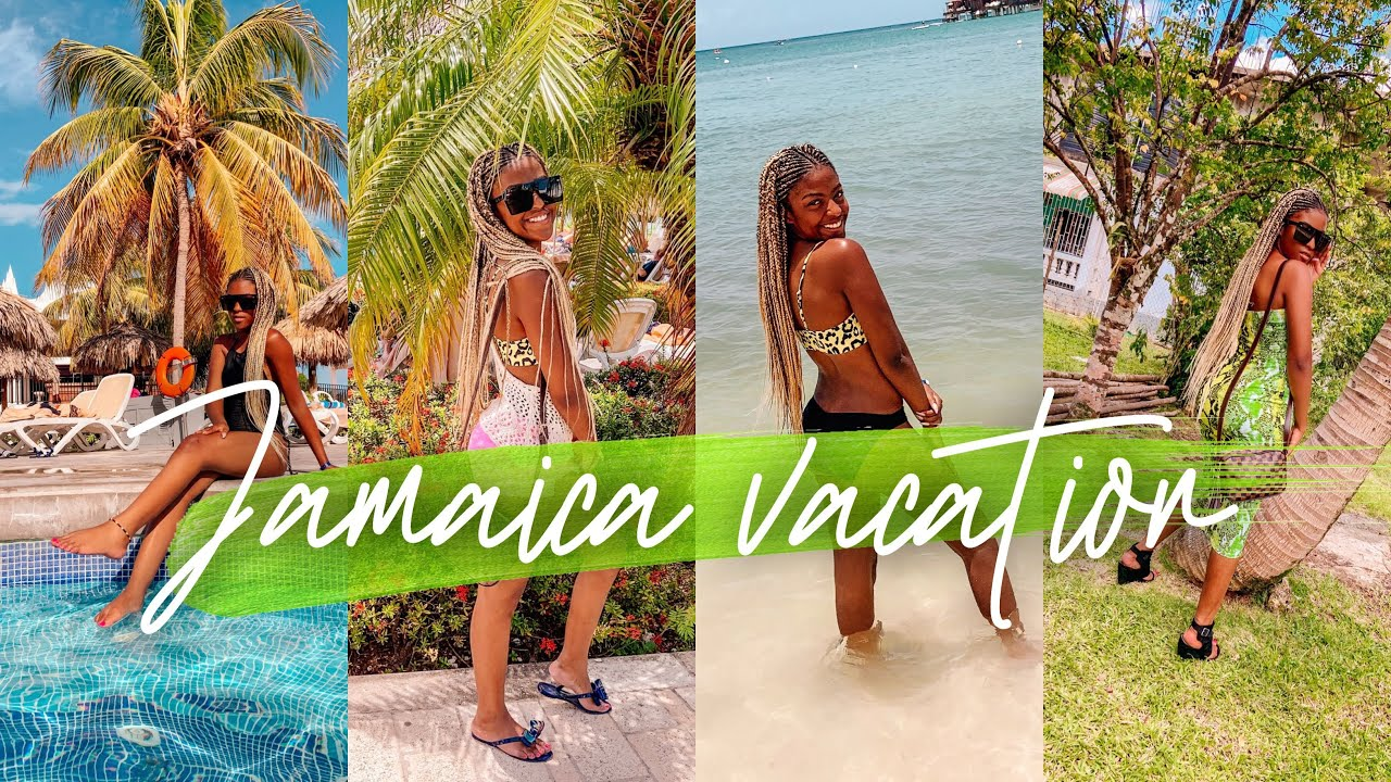 TRAVEL WITH ME TO JAMAICA l JAMAICA VLOG 2019 PART 1