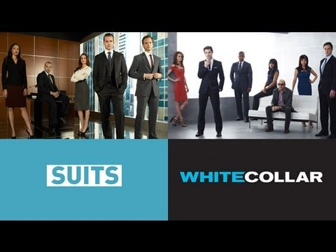 White Collar & Covert Affairs bring in High Ratings & USA Network's Suits Renewed!