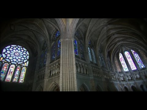 Ancient Megastructures - Chartres Cathedrale - The Mysteries | HD - 720p | English Audio