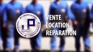 JP Construction - Vidéo Corporate