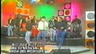 REY RUIZ - Si Te Preguntan - No Me Acostumbro (En Dominicana 1994)