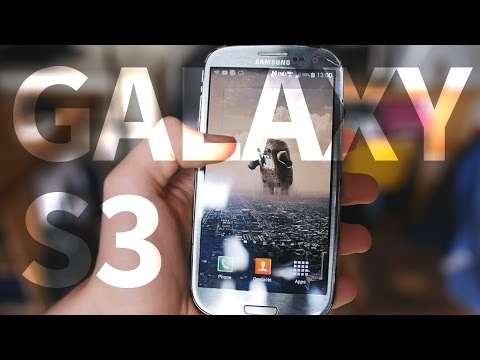 Owning a Samsung Galaxy S3 in 2016 (4K)