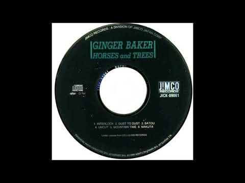 Ginger Baker - B3. Makuta (Horses & Trees, 1986)