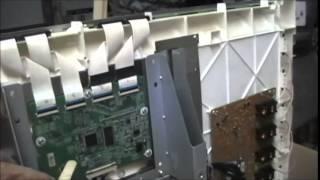 LCD TV Repair Secrets - Vertical Lines on the Screen