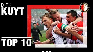 TOP 10 GOALS | Dirk Kuyt