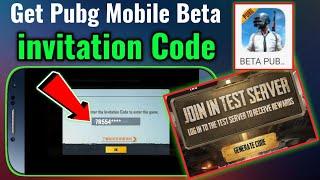 How to Get Pubg Mobile Beta invitation Code | How to Login Pubg Mobile Beta Version screenshot 3