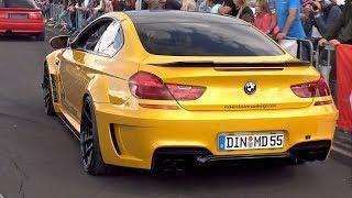 BMW 650i MD PD6XX Widebody! REVS & DRAG RACE!