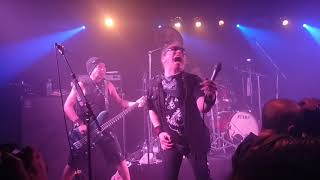Loudness - Crazy Nights @ The Crowbar Sydney 10/5/19.