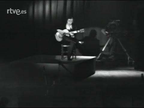 Paco de Lucía - Concierto en Barcelona (1974/HD)