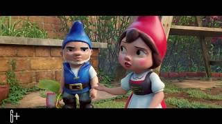 Шерлок Гномс - Русский трейлер (мультфильм 2018) США, Великобритания