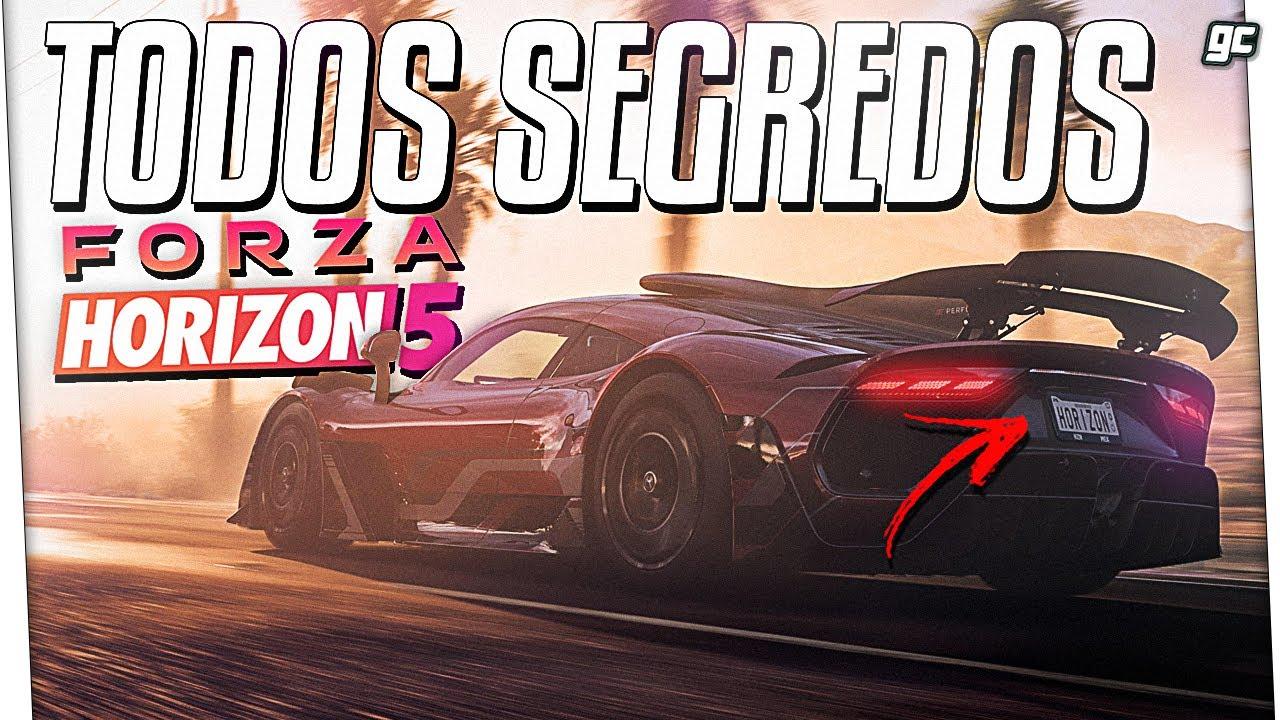 CUSTOMIZAÇÃO, SISTEMA DE ESTAÇÕES, MAIOR MAPA e Mais! - Forza Horizon 5