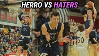 Tyler Herro Drops 39 In UPSET Over #1 Team In Wisconsin! Kentucky Commit Is On A MISSION 🔥