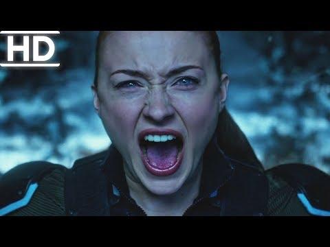 X-Men: Apocalypse | Jean Dünyanın Yok Oluşunu Görüyor (1080p)