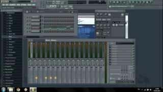 FL Studio с нуля. Урок № 2 - Создаем рэп минус в стиле юга
