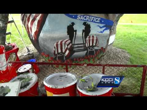Family behind Freedom Rock faces new challenge