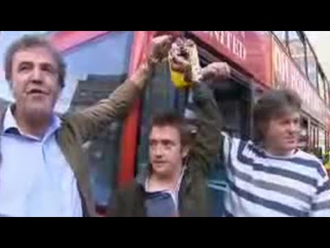 The boys stage a protest - Top Gear - BBC