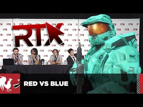 RVB Main Panel – Red vs. Blue Season 13