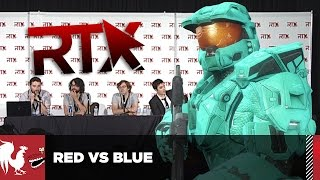 Season 13 - RVB Main Panel   Red vs. Blue thumbnail