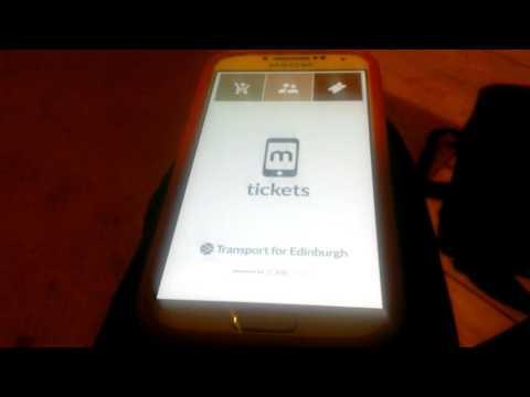 Lothian Buses App Hang