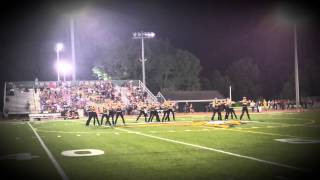 Langley Dance Team 9/11/15
