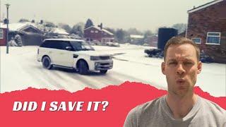 Range Rover Sport  Autobiography Snow Drift